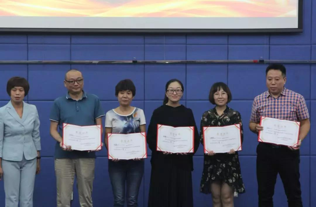 """京东誉美肾病医院荣获院感管理PDCA案例评比""""组织奖""""(右三)"""